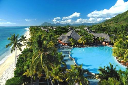 dinarobin hotel, mauritius
